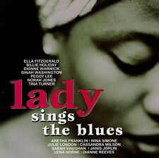 LADY SINGS THE BLUES - VOLUME 1 / VARIOUS ARTISTS - 2 CD SET