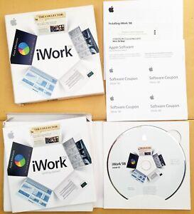 Apple iWork '08 - full Set