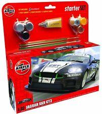 BNIB Airfix A50109 Jaguar XKRGT3 Apex Racing 1:32 Scale Car Gift Set BOX DAMAGE