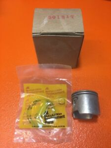 GENUINE Mcculloch Piston And Rings Kit - 301317-01 - NEW OEM —B48