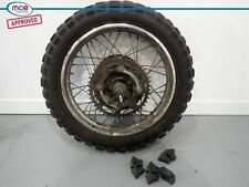 Yamaha XT 600 E 1994 1990-1995 Rear Wheel