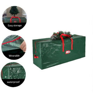 Christmas Tree Storage Bag Large Capacity Waterproof With Handle
