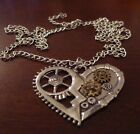 Steampunk Art Nouveau Cosplay Gears Necklace - VARIETY - Save when you buy more