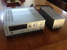 VINTAGE Technics SV-100 DIGITAL AUDIO Recorder Great Condition