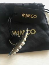 [MIMCO] NEW! AMALGAMANIA RING SILVER PEARL