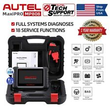 Autel MP808 OBD2 Car Diagnostic Scanner Tablet All-System Bi-directional Control
