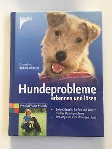 Hundeprobleme von Barbara Schöning und Hundeerziehung von Sabine Winkler