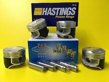 YCP 76mm P29 Pistons Coated High Dome Compression Honda Civic CRX D16 SOHC