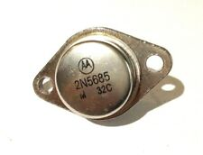 2N5685 NPN Transistor 300 Watt 50 AMP BY MOTOROLA