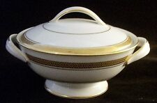 Noritake Pompeii Sugar Bowl with Lid