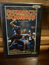 Redneck Zombies Directors Cut ... Troma Video - Dvd - New And Sealed !!