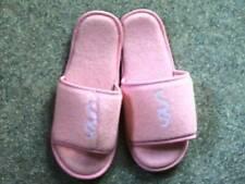 Schuhe Hausschuhe Streifendruck Männer Slip-On Indoor Anti-Slip Warm Brandneu