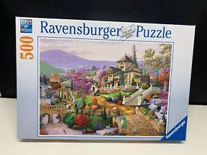 Ravensburger 500 Piece Puzzle Hillside Retreat