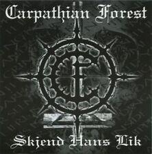 CARPATHIAN FOREST - SKJEND HANS LIK - CD JEWELCASE NEW SEALED 2004