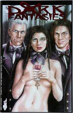 Dark Fantasies #5 - Dark Fantasy Production - Bill & Rick Rieger - Trevlin Ulz