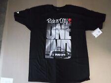 One Industries RIDE OR DIY  MX ATV BMX casual wear Mens XLargeTee Shirt  t shirt