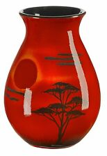 Poole Pottery African Sky Small Venetian Vase 16.5cm First Quality UK Made