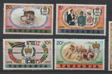 D330 Tanzania 87/90 postfris