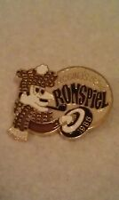 CURLING PIN REGINA'S 82nd BONSPIEL 1986   (DP)