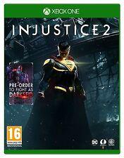 Injustice 2 | Xbox One (New)