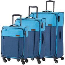 Travelite Neopak Trolley-set 3tlg S-m-l Marine-blau
