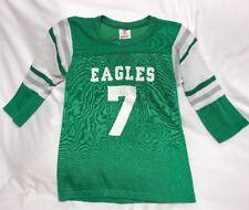 Vtg 80s Rawlings Philadelphia Eagles Ron Jaworski #7 Jersey Youth M Size 10-12