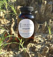 DR. SEBI - SARSAPARILLA - BLOOD PURIFIER - CAPSULES 100 -MADE FRESH!!!!