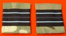 Rank Slides & Epaulettes Air Force Current British Militaria