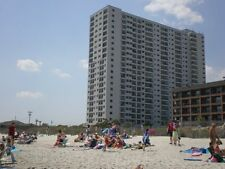Myrtle Beach Oceanfront Condo Rental Unit 1505 - 06/02/18 - 06/09/18 - 7 nights