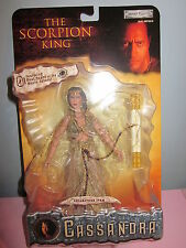The Scorpion King Cassandra Jakks Pacific Sealed