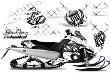 Snowmobile Graphics Kit Decal Sticker Wrap For Yamaha FX Nytro 08-14 RELOAD K W