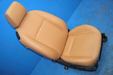 Ford Focus 2 II Bj.08 Leder Beifahrersitz Airbag Sitz vorne rechts defekt verbog
