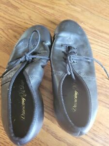 Dancing Fair 8.5  WOMENS Clogging Dance Shoes,With Steven Stomper Taps