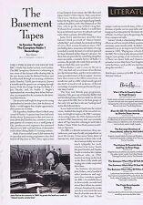 JOHN PEEL - RADIO 1 RECORDINGSoriginal press clipping22x29cm