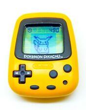 Pokémon Yellow Pocket Pikachu Working Nintendo Vintage Gaming Electronic Retro