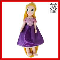 Disney Soft Toy Rapunzel in Purple Dress Tangled Plush Princess Character A2