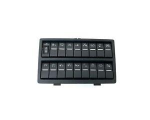 Neuwertige Instrumententafel mit Kippschalter passend für MAN TGX Vg 2300015020