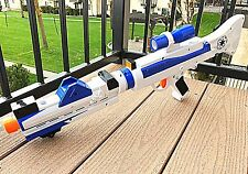 Star Wars Hasbro Clone Trooper Build Your Own Blaster Gun Set Light & Sound 2008