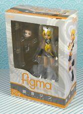Good Smile Kagamine Rin Figma Action Figure   Vocaloid Max Factory 019 Miku