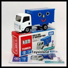 Tomica Isuzu Elf Sogo 30th Anniversary Truck Tomy New Diecast Car 59