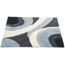 Modern Shag Rugs Area Rug Contemporary Abstract or Solid Shaggy Flokati Carpet