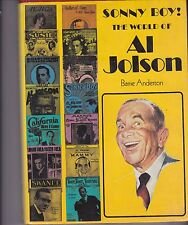 Al Jolson-Sonny Boy Music Book