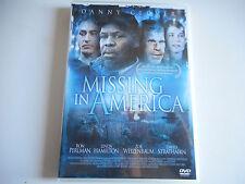 DVD - MISSING IN AMERICA - DANNY GLOVER - ZONE 2
