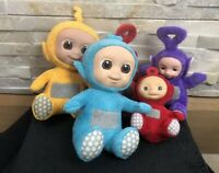 Teletubbies Joblot 5 Telletubies Bundle Plush Toys