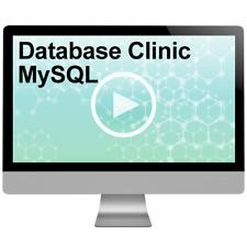Database Clinic MySql Training Course