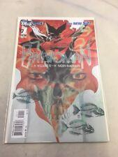 Batwoman #1 DC Comics New 52 November 2011 VF+ JH Williams Cover Batman