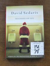 SIGNED  - HOLIDAYS ON ICE by David Sedaris - 1st/1st 1997 HCDJ stories 1ST STATE