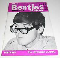 THE BEATLES - MONTHLY BOOK - NUMBER 13 - AUGUST 1964