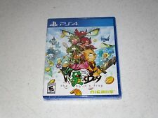 Wonder Boy: The Dragon's Trap Launch Edition Sony PlayStation 4 Sealed