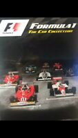 Formula 1 The Car Collection Panini / Salvat Edition 1:43